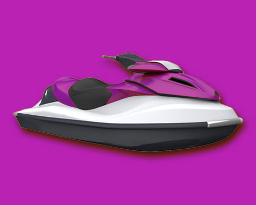 waterscooter verpanden mobiel